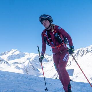 Auch Tatjana Paller vom DAV Bad Tölz ist am Wochenende mit dabei - Foto: Nils Lang