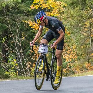 Anton Palzer macht auch auf dem Rennrad eine Top-Figur. Foto: privat