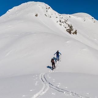 Impressionen: Skitouren im Südtiroler Passeiertal