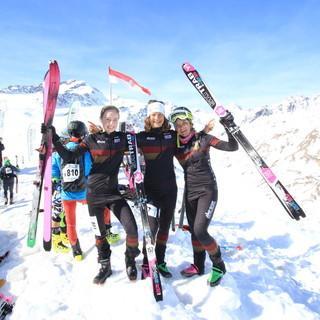 Bei der Marmotta-Trophy. Foto: Sport Consult/Karl Posch