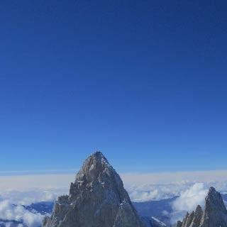 Caro am Gipfel - Foto: Christina Huber