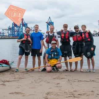 Globetrotter Team, Foto: A. Krüger