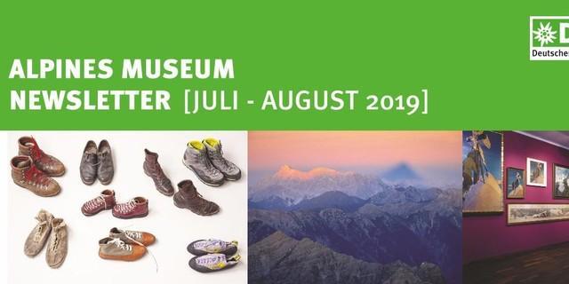 Newsletter juli august 2019