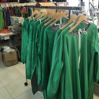 Schutzkleidung aus Reststoffen, Foto: Oberalp