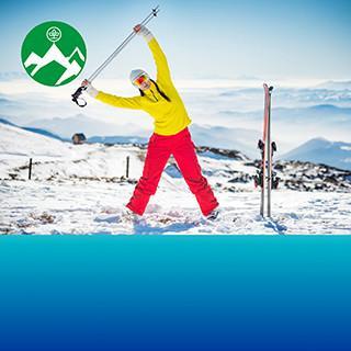 Skigymnastik, Foto: Extreme-Photographer/stock.adobe.com