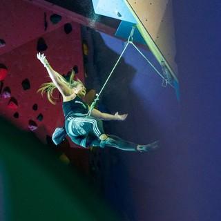 Wer einen Fehler macht, stürzt ins Seil. Foto: DAV/Thomas Schermer