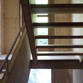 Detail des Treppenhauses, Foto: DAV