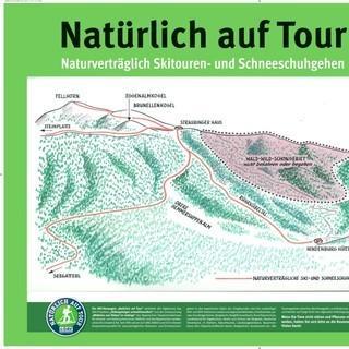 """Straubinger Haus am Fellhorn - """"Natürlich auf Tour""""-Touren"""