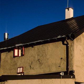 Schöne-Aussicht-Hütte - Ein paar Meter weiter: Die Schöne-Aussicht-Hütte ist heute Museum.