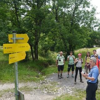 Informationen über die Alpenvereinswege am Hochries von Wegewart Sebastian Fehr