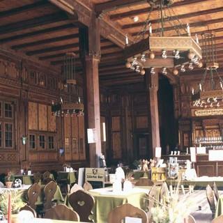 Die Berliner Hütte in den Zillertaler Alpen, Foto: Archiv DAV
