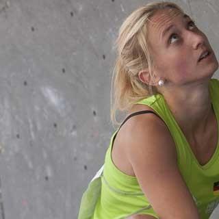 Monika Retschy erreichte einen sehr guten 13. Platz. Foto: Marco Kost