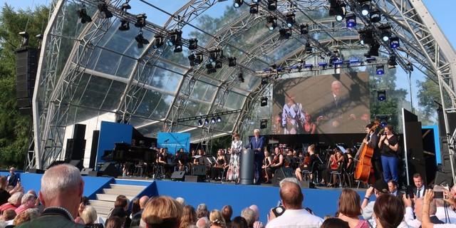 Eröffnungsrede des Bundespräsidenten | Foto: DAV