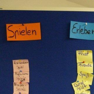 Gruppen leiten 1: Spielen, erleben, lernen