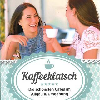 """Kaffeeklatsch""-Buchcover, Foto: Britta Zwiehoff"