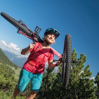 Outdoor-Leidenschaft auf zwei Rädern | Foto: DAV/Christian Pfanzelt