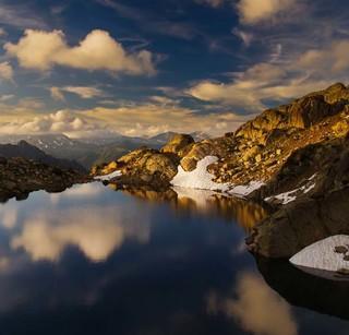 Außergewöhnliche Stille und Entlegenheit kennzeichnen das Vall de Gerber. Foto: Annika Müller