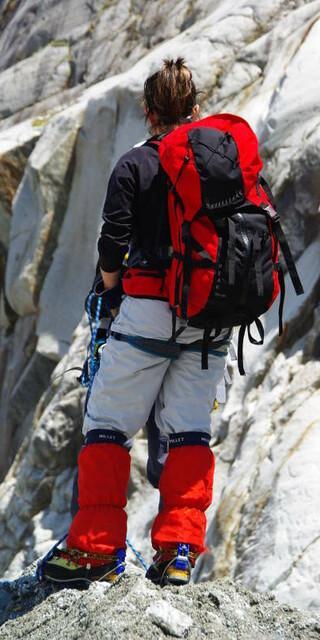 Erfahrung und Intuition spielen am Berg eine wichtige Rolle. Foto: DAV