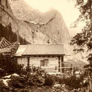 A.Hoellentalangerhuette-1910-Foto-Bernhard-Johannes
