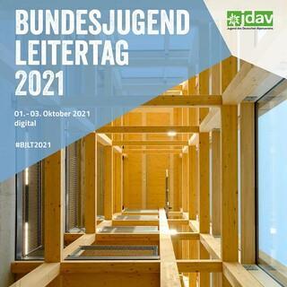 Cover der Einladungsschrift 2021, Foto: JDAV