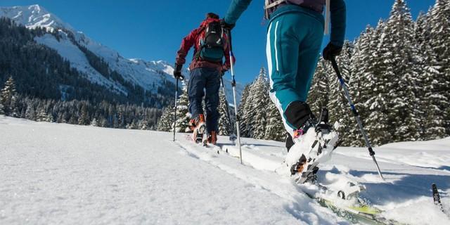 Skitourengeher | Foto: DAV/Daniel Hug