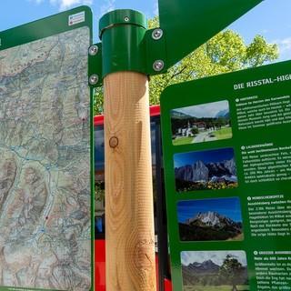 DAV-Kernkompetenz: hochwertige topographische Karten, naturkundliche Informationen und Tourenipps. Foto: DAV / Tobias Hipp