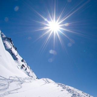 Aufstieg zum Gerstinger Joch - Der Sonne entgegen: Aufstieg zum Gerstinger Joch aus dem Windautal