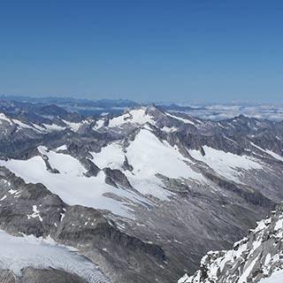 Grossvenediger-Gipfel