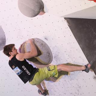 Jan Hojer kämpfte sich in Chongqing ins Finale