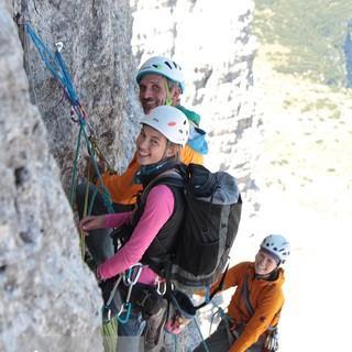 Alpine Jugend Hoch 4, Alpinkletterwoche 2015, Foto: Jef Verstraeten
