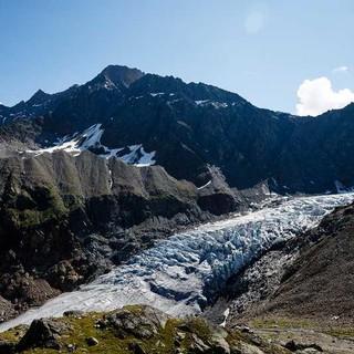Die Gletscher der Alpen sind vom Klimawandel besonders betroffen. Foto: DAV/Marco Kost
