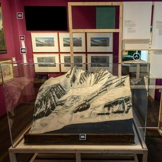 Beim virtuellen Besuch des Alpinen Museums gibt es viel zu entdecken.