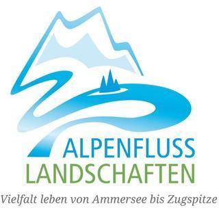 Alpenflusslandschaften Logo