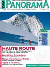 DAV Panorama 1/2002 Haute Route