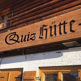 Quizhütte