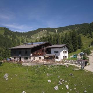 Die Priener Hüte in den Chiemgauer Alpen, Foto: Andreas Butler