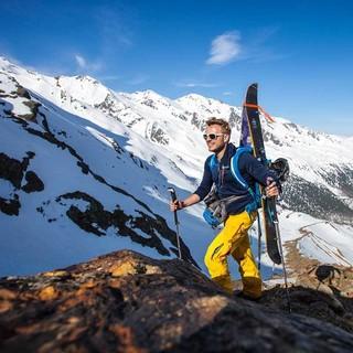 Aufstieg zur Weißkugel, Foto: Markus Stadler