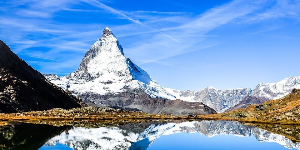 Die besondere Ausstrahlung des Matterhorns ist erhalten geblieben. Foto: pixabay/Christophe Schindler