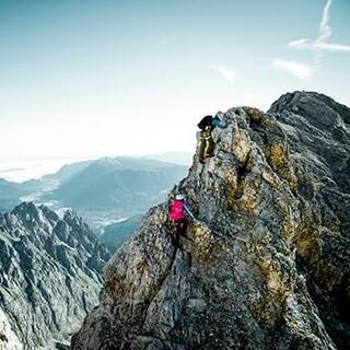 Zugspitze-Jubilaeumsgrat
