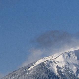 Lawinensichere Touren wie die Scheinbergspitze sind derzeit angesagt (Foto: Pröttel)