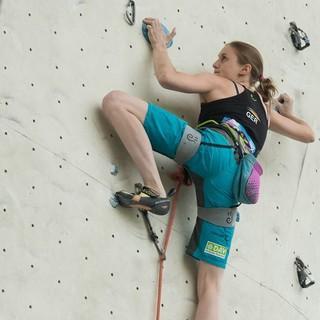Chiara Clostermann in der Qualifikation