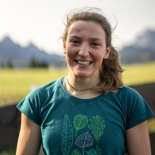 Amelie Kühne, Foto: DAV/Silvan Metz