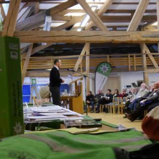 Hüttenfachsymposium Benediktbeuern