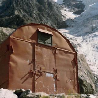 Günther Messner Biwak am Hochferner, 1980. Archiv des DAV, München