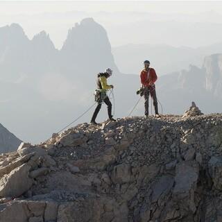 Die Marmolata – Paradies für Bergsteiger und Extremkletterer, Foto: ServusTV/Alpsolut/Johannes Mair
