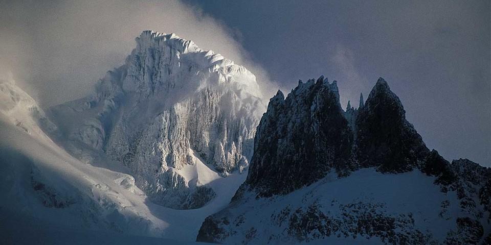 Cerro Grande in den 80ern: Deutlich mehr Eis. Foto: Ralf Gantzhorn