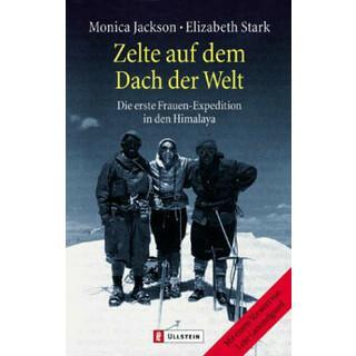 Buchcover Frau Bergsteigen: Zelte auf dem Dach der Welt