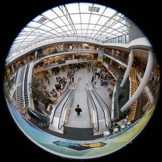 Die Halls & Walls gewährte Besucherinnen und Besuchern einen Rundumblick. Foto: DAV/Marco Kost