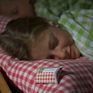 Mit Ohstöpseln schläft es sich in manchem Lager besser! Photocredit: Thilo Brunner
