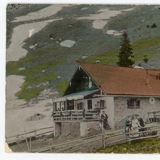 Rotwandhaus, 1906